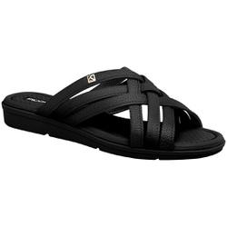 Tamanco Esporão e Fascite - Preto - PI401238PTO - Pé Relax Sapatos Confortáveis