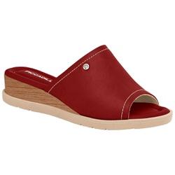 Tamanco Fascite e Esporão - Rubi - PI458005RB - Pé Relax Sapatos Confortáveis