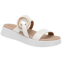 Tamanco para Fascite e Esporão - Branco - PI468006BR - Pé Relax Sapatos Confortáveis