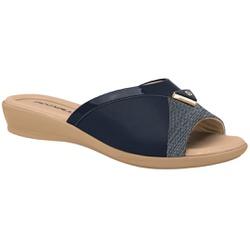 Tamanco Fascite E Esporão - Nav - PI500252NV - Pé Relax Sapatos Confortáveis