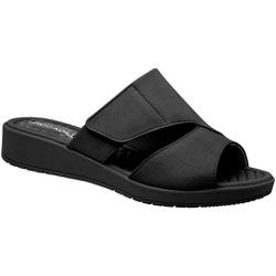 Tamanco Fascite e Esporão - Preto - PI561035PT - Pé Relax Sapatos Confortáveis