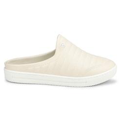 Mule Feminino Confortável - Baunilha - KOC1627A - Pé Relax Sapatos Confortáveis