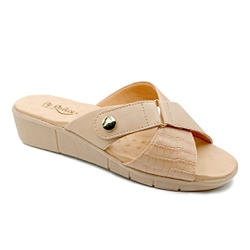 Tamanco Especial para Esporão e Fascite - Bistro - PR585055BI - Pé Relax Sapatos Confortáveis