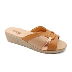 Tamanco Confortável para Fascite Plantar - Ambar - PR585057AM - Pé Relax Sapatos Confortáveis