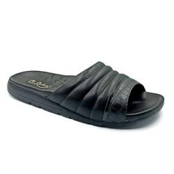 Tamanco para Fascite Plantar - Preto - PR622028PR - Pé Relax Sapatos Confortáveis