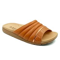 Tamanco para Fascite Plantar - Ambar - PR622028AM - Pé Relax Sapatos Confortáveis