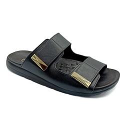Tamanco para Fascite e Esporão - Preto - PR622035PR - Pé Relax Sapatos Confortáveis