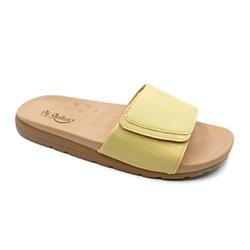 Tamanco Especial para Fascite e Esporão - Camomila - PR622036CA - Pé Relax Sapatos Confortáveis
