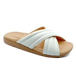 Tamanco para Esporão de Calcâneo - Branco - PR622037BR - Pé Relax Sapatos Confortáveis
