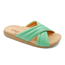 Tamanco para Esporão de Calcâneo - Cloro - PR622037CL - Pé Relax Sapatos Confortáveis