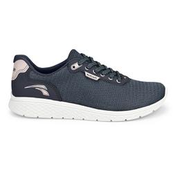 Tênis Confort para Caminhada - Azul - KOK4061-0005AZ - Pé Relax Sapatos Confortáveis