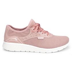 Tênis para Caminhada Feminino - Rosa - KOK4063-0002RO - Pé Relax Sapatos Confortáveis