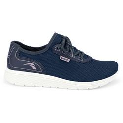 Tênis para Caminhada e Joanete - Nautico - KOK4064-0003NA - Pé Relax Sapatos Confortáveis