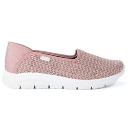 Tênis Feminino Casual - Nescau - KOK7006-0002NE - Pé Relax Sapatos Confortáveis