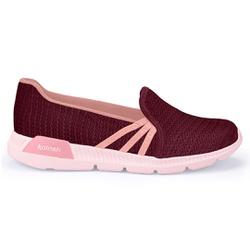 Tênis Feminino para Esporão e Fascite Plantar - Syrah - KOK84820007SY - Pé Relax Sapatos Confortáveis