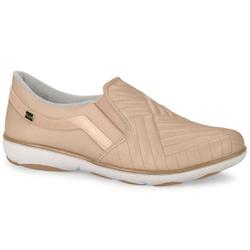Tênis Casual para Esporão e Fascite Plantar - Sorbet - CAL6564-0012SO - Pé Relax Sapatos Confortáveis