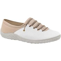 Tênis Esporão E Fascite - Branco - MA421028 - Pé Relax Sapatos Confortáveis