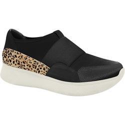 Sneaker Confortável para Esporão e Fascite - Onça - MA673009LO - Pé Relax Sapatos Confortáveis