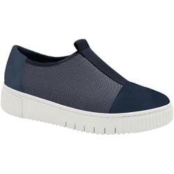 Tênis Comfort Fascite e Esporão - Vancouver Azul - MA858007VAZ - Pé Relax Sapatos Confortáveis