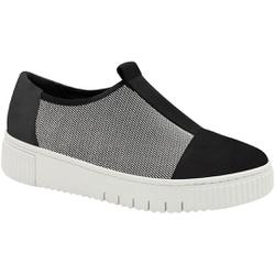 Tênis Comfort Fascite e Esporão - Vancouver Preto - MA858007VPT - Pé Relax Sapatos Confortáveis