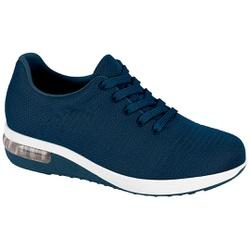 Tênis c/ Amortecedor para Caminhada, Esporão e Fascite - Marinho - MO7320-241MA - Pé Relax Sapatos Confortáveis
