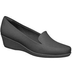 Sapato Feminino para Esporão e Fascite - Preto - PI143138PT - Pé Relax Sapatos Confortáveis