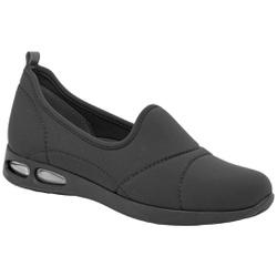 Tênis c/ Amortecedor para Esporão e Fascite - Preto - PI979017PT - Pé Relax Sapatos Confortáveis