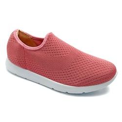 Tênis Feminino Confortável para Fascite e Esporão - Pink - PR698005PI - Pé Relax Sapatos Confortáveis