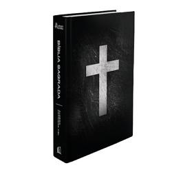 Bíblia Cruz Branca - Leitura Perfeita - Cód. 64 - Presente Cristão