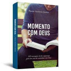 Livro Momento com Deus - cód. 01 - Presente Cristão