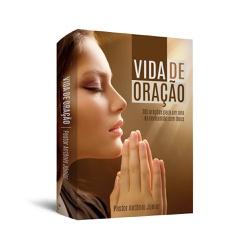 Livro de bolso Vida de Oração - cód. 03 - Presente Cristão