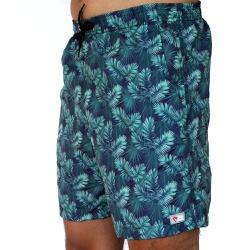 Shorts Praia Estampado Polo North Verde - PN30VERD - Prime Store Calçados