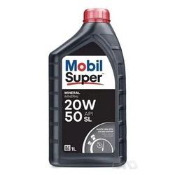 MOBIL SUPER OLEO MOTOR LITRO MOBIL 20W50 - MOBIL S... - PRIMOAUTOPECAS