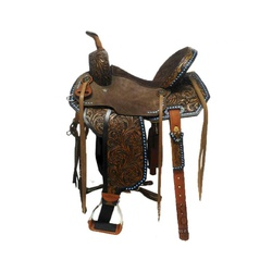 Sela de Couro Tambor - 13 Forma Protec Horse - 125... - PROTEC HORSE - A LOJA DOS GRANDES CAMPEÕES