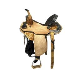 Sela de Couro Tambor - 19 Forma Protec Horse - 125... - PROTEC HORSE - A LOJA DOS GRANDES CAMPEÕES