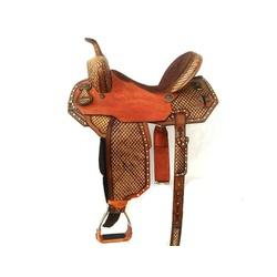 Sela de Couro Tambor - 58 Forma Protec Horse - 127... - PROTEC HORSE - A LOJA DOS GRANDES CAMPEÕES