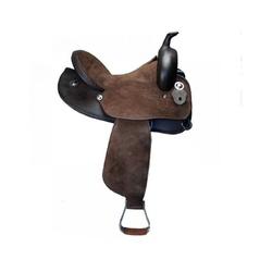 Sela em Neoprene Equitech - Marrom - 12776 - PROTEC HORSE - A LOJA DOS GRANDES CAMPEÕES