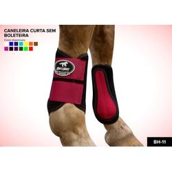 Caneleira Simples - Boots Horse - 12198 - PROTEC HORSE - A LOJA DOS GRANDES CAMPEÕES