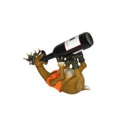 Porta Vinho Resina Alce - 12309 - PROTEC HORSE - A LOJA DOS GRANDES CAMPEÕES
