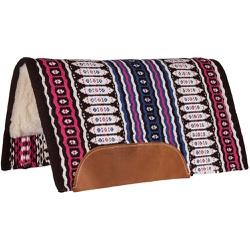 Manta Mustang Canyon Wool Botton Importada - Estam... - PROTEC HORSE - A LOJA DOS GRANDES CAMPEÕES