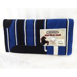 Manta Mustang Simples Importada - Azul Royal - 134... - PROTEC HORSE - A LOJA DOS GRANDES CAMPEÕES