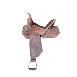 Sela em Neoprene Aba Recortada Protec Horse - Marr... - PROTEC HORSE - A LOJA DOS GRANDES CAMPEÕES
