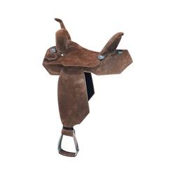 Sela em Neoprene Protec Horse Aba Recortada - Marr... - PROTEC HORSE - A LOJA DOS GRANDES CAMPEÕES