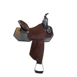 Sela em Neoprene Protec Horse Aba Recortada - Café... - PROTEC HORSE - A LOJA DOS GRANDES CAMPEÕES