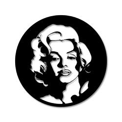 Escultura de Parede Marilyn Monroe - Q! Bacana