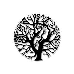 Escultura de Parede Árvore - Q! Bacana