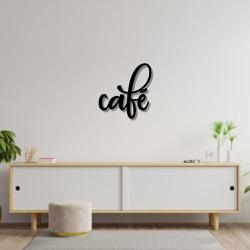 Palavra de Parede Café - Q! Bacana