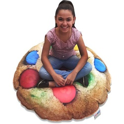 PUFE BALL COOKIE - puff - Cama Infantil