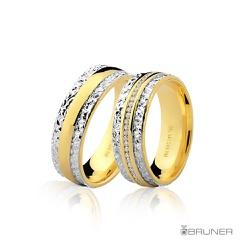 Alianças de Casamento em ouro 18k 0,750 - 76025640... - RDJ JÓIAS