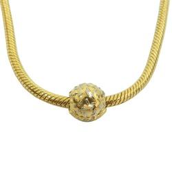 Berloque de Ouro Pandora Brigadeiro - J06104331 - RDJ JÓIAS